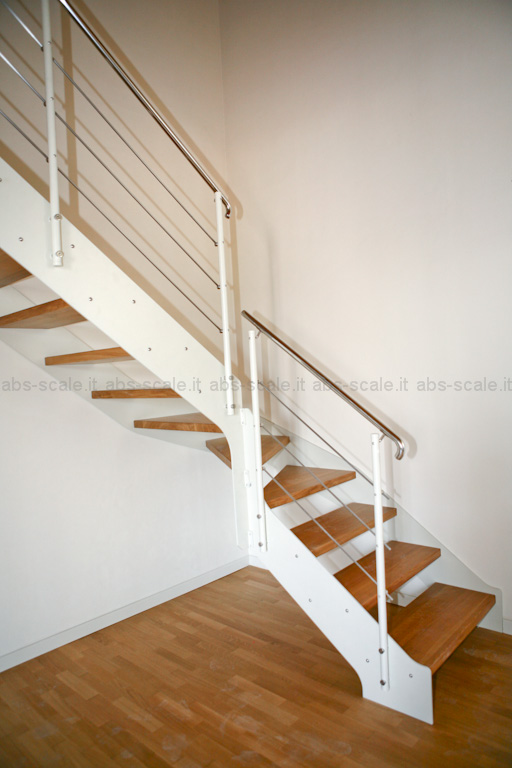 Abs scale scala interna moderna a fasce laterali - Scale di colore ...