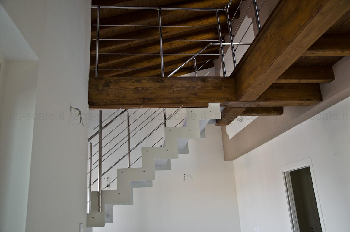Abs scale scala dal design moderno a fasce laterali - Scale di colore ...