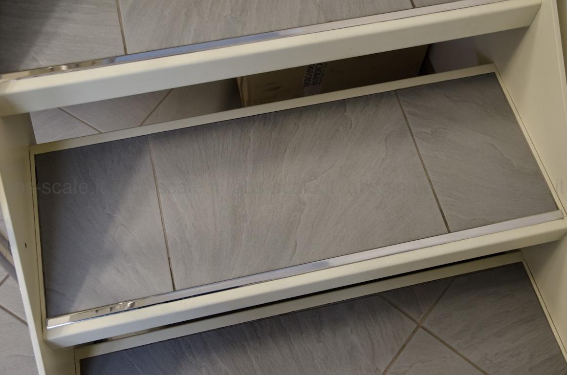 Abs scale scala a fasce laterali portanti con pedate in - Scale in ceramica ...